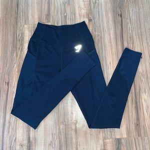 Gymshark mesh design leggings (slightly worn)